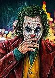 zolto Collection Joker Joaquín Phoenix Cesar Romero - Póster (30,5 x 45,7 cm)