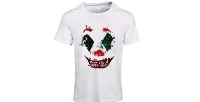 Camiseta de Guasón