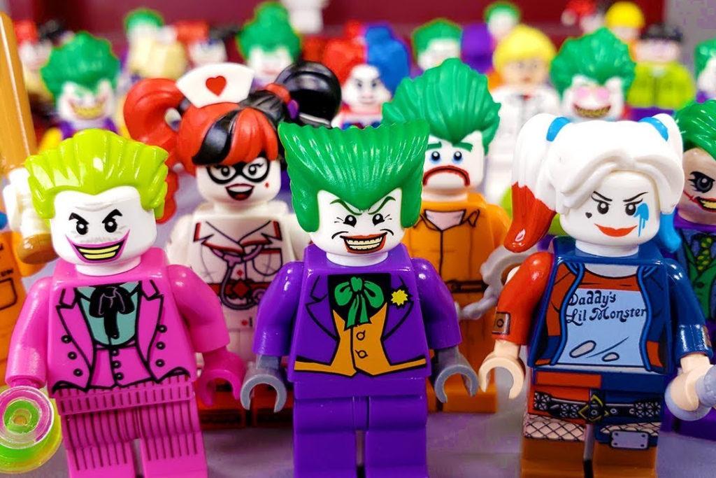LEGO de Joker