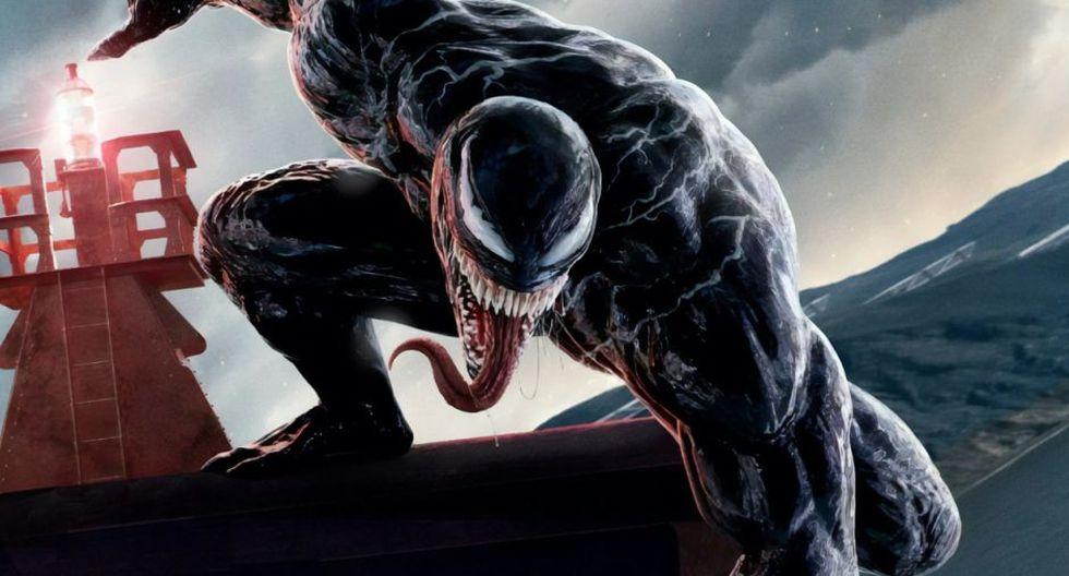 Venom el simbionte